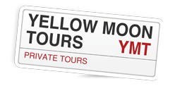 Yellow Moon Tours Logo