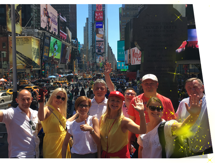 New York Tours - Times Square